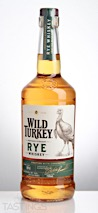Wild Turkey Kentucky Straight Rye Whiskey