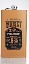 Reserva de MFM 1965 Flask Canadian Whiskey