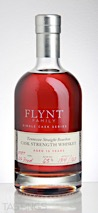Flynt Family Single Cask Series Cask Strength Straight Tennessee Whiskey
