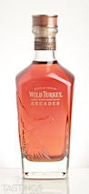 Wild Turkey Masters Keep Decades Straight Bourbon