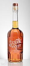 Sazerac Kentucky Straight Rye Whiskey