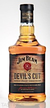 Jim Beam Devils Cut Kentucky Straight Bourbon Whiskey
