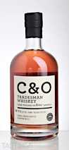 C&O Tradesman Whiskey