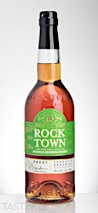 Rock Town Arkansas Bourbon Whiskey Peated Malt