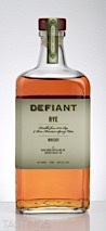 Defiant Rye Whisky