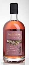 Bull Run Oregon Single Malt Cask Strength Whiskey