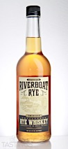 Riverboat Rye Whiskey