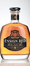 Ensign Red Black Whiskey