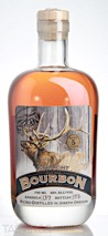 "Stein Distillery 5 Year Old Straight ""Bull"" Bourbon Whiskey"
