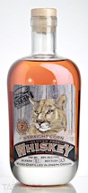 Stein Distillery 7 Year Old Straight Cougar Corn Whiskey