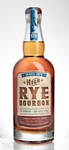 Trader Joe's High Rye Bourbon