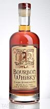 Moylan's Distilling Co. Cask Strength Bourbon Whiskey