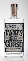 Tanner's Curse New Make Whiskey from Bourbon Mash