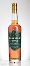 Runestone Straight Rye Whiskey