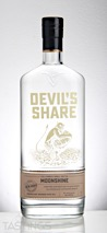 Devils Share Moonshine Whiskey