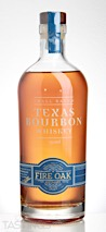 Fire Oak Texas Bourbon Whiskey