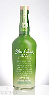 Blue Chair Bay Key Lime Rum Cream Caribbean Islands