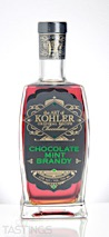 Kohler Chocolate Mint Brandy