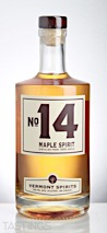 Vermont Spirits No. 14 Maple Spirit