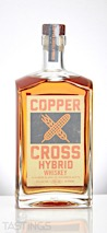 Copper Cross Hybrid Bourbon & Rye Blend Whiskey