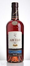 Ron Abuelo 15 Years Aged Tawny Port Cask Finish Rum