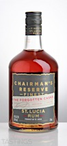 Chairmans Reserve The Forgotten Casks Aged Rum