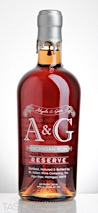 A&G Michigan Reserve Rum