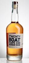 Twenty Boat Amber Rum