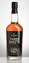 Three Sheets 2 Year Old Barrel Aged Rum