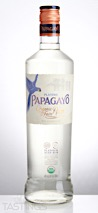 Papagayo Platino Organic and Fair Rum