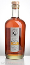 Don Q Signature Release 2007 Single Barrel Rum