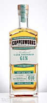 Copperworks Distilling Company Northwest Cask Finished Gin