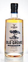 Cutwater Spirits Barrel Rested Old Grove Gin