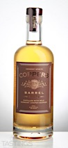 Vermont Spirits Coppers Barrel Gin