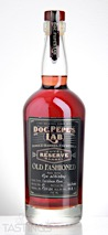Doc Pepes Lab Cuvée Reserve Barrel Old Fashioned
