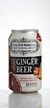 Powell & Mahoney Blood Orange Ginger Beer