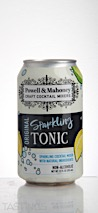 Powell & Mahoney Sparkling Tonic