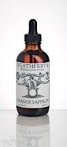 Weatherby's Orange Saffron Bitters