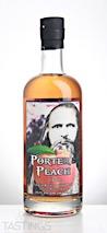 Porter's Peach Whiskey Liqueur