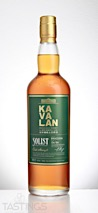 Kavalan Solist ex-Bourbon Single Cask Strength Single Malt Whisky