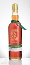 Kavalan Solist Amontillado Sherry Single Cask Strength Single Malt Whisky