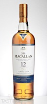 The Macallan Double Cask 12 Year Old Single Malt Scotch Whisky