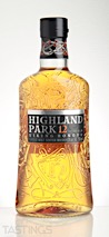 Highland Park Viking Honor 12 Year Old Single Malt Scotch