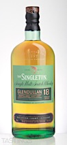 THE SINGLETON 18 Year Old Single Malt Scotch Whisky