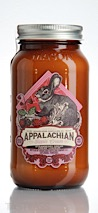 Sugarlands Distilling Co. Appalachian Sippin Cream Strawberry Dream Liqueur
