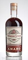 "Founding Spirits Arroyos ""Never Bitter""Amaro Liqueur"