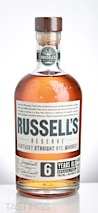 Russells Reserve Straight Rye Whiskey