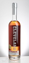 Cleveland Underground Black Reserve Bourbon Whiskey