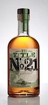 Title No. 21 Rye Whiskey
