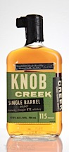 Knob Creek Barrel #6295 Single Barrel Select Rye Whiskey